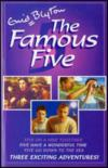 The Famous Five :Five On A Hike Together,Five Have A Wonderful Time,Five Go Down To The Sea